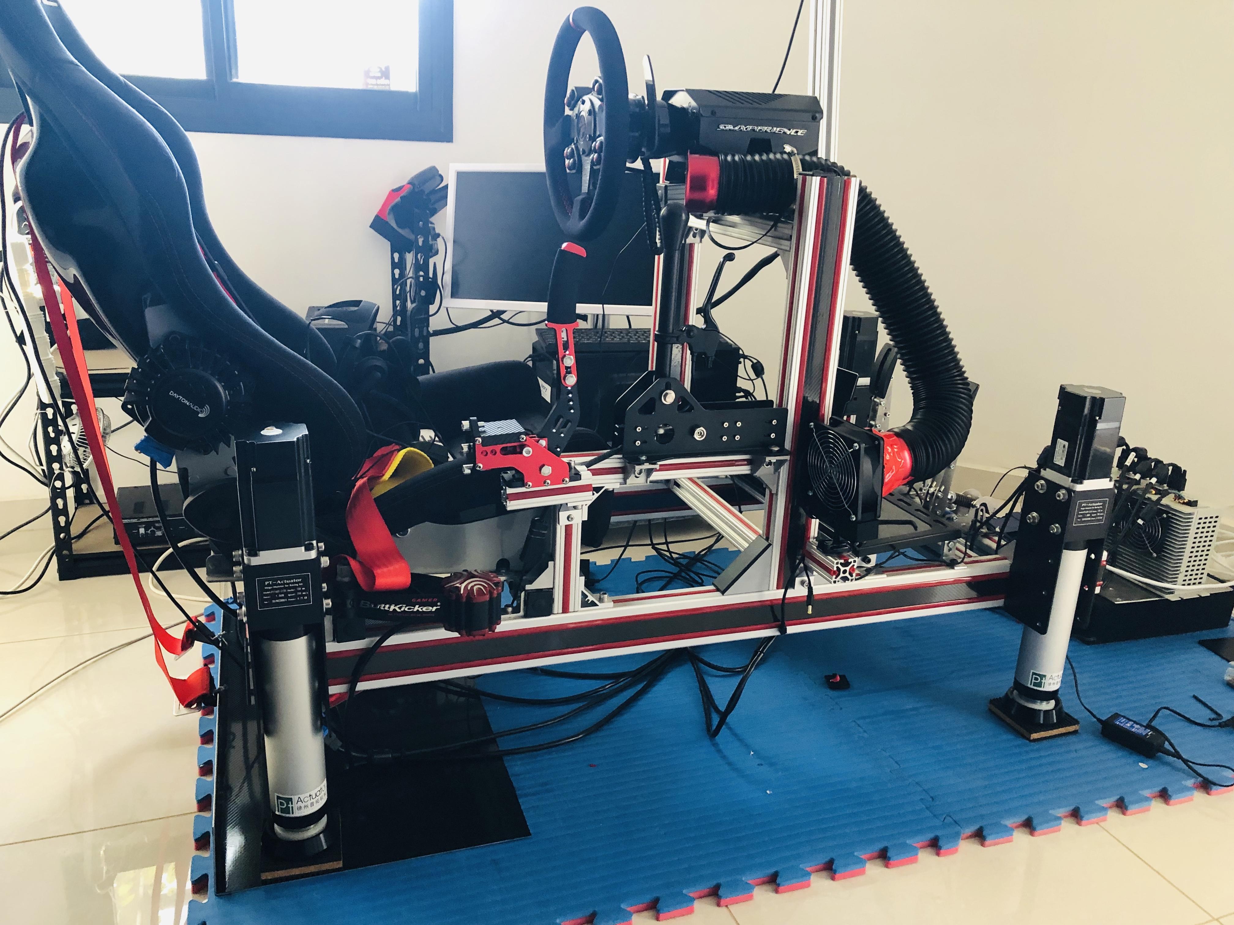 My new motion VR cockpit | Studio-397 Forum