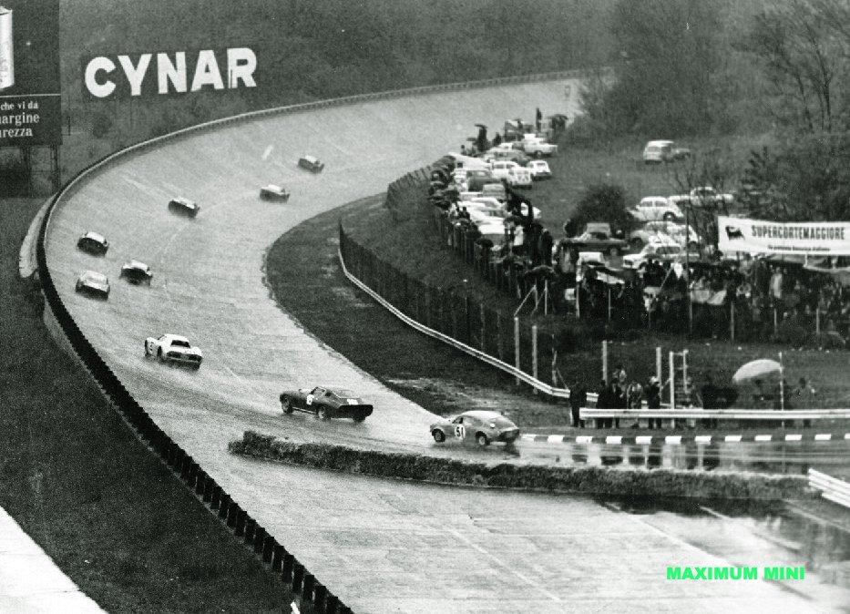 1966 Monza chicane exit.jpg