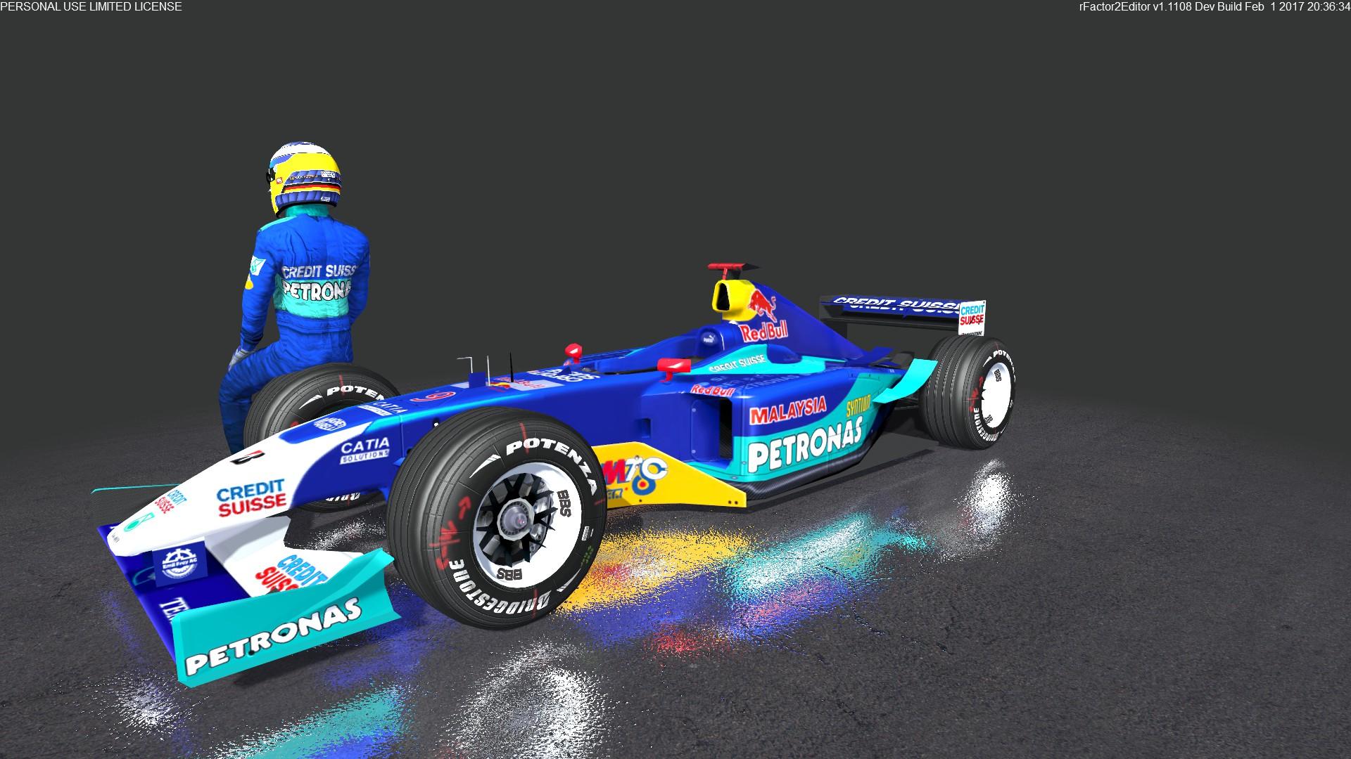 REL] F1 2003 Conversion - Release v1 0 |