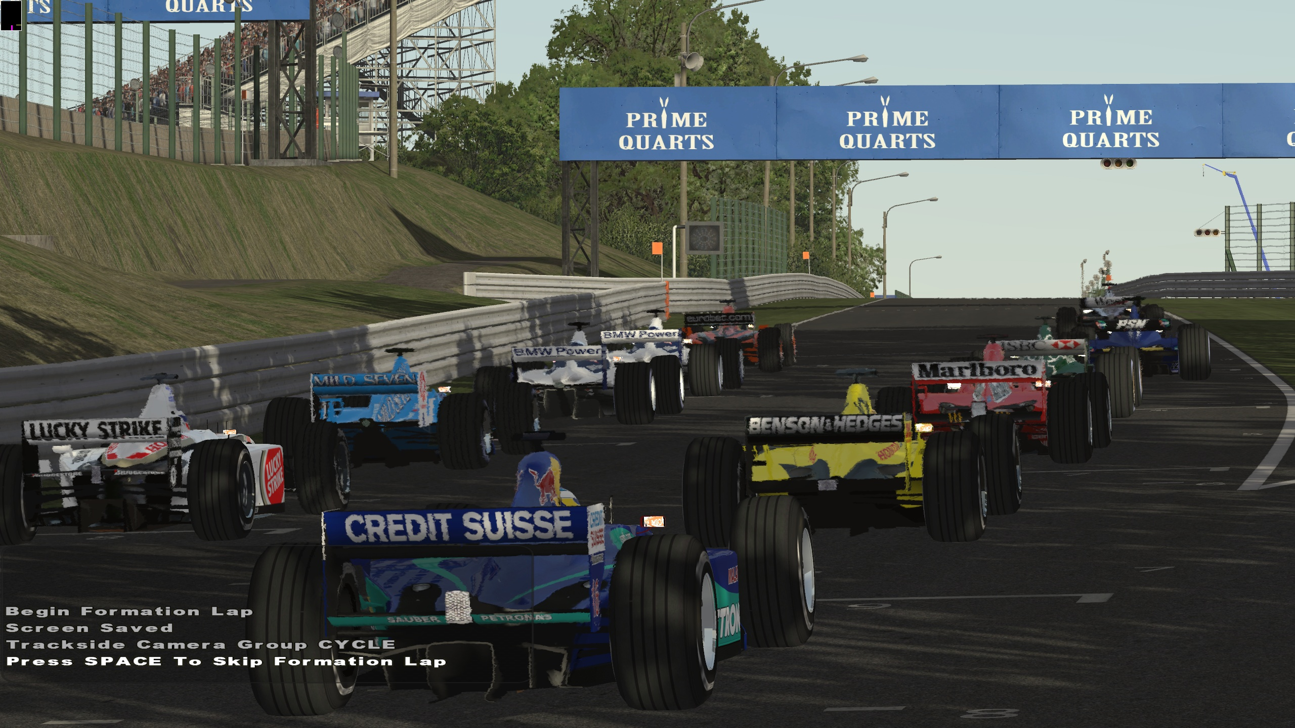 F1 2001 Conversion WIP | Studio-397 Forum
