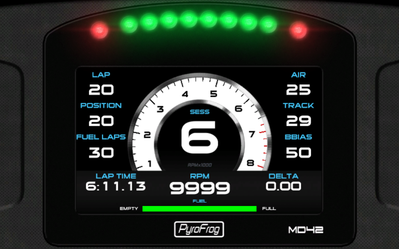 REL] - DashPanel - Simracing dashboards for Android/iOS/PC
