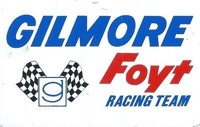 Rare-Gilmore-aj-Foyt-Racing-Team-Decal-4-Indy.jpg