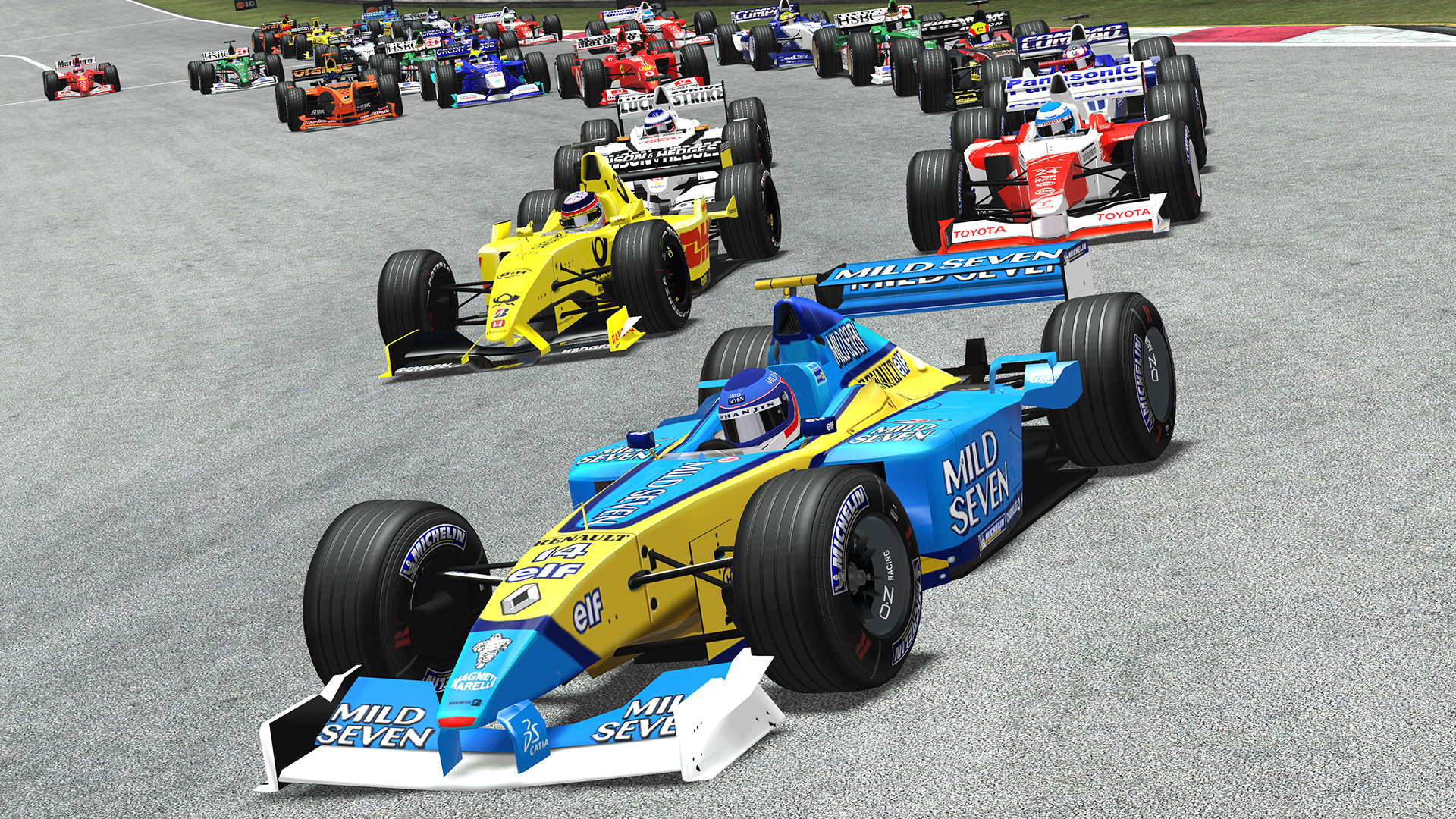 REL] - F1 2002 Conversion - Release v1 3 FINAL | Studio-397 Forum