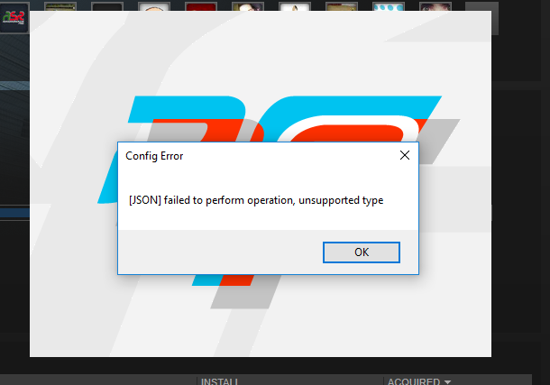 crashes when try to start game if steamvr is already running