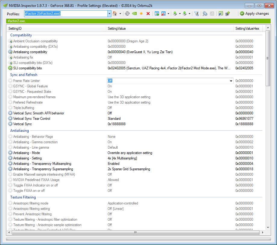 DX11 Anti-aliasing / Supersampling | Studio-397 Forum