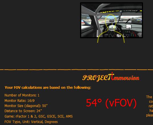 FOV Calculator | Page 19 | Studio-397 Forum