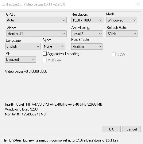 Decent settings | Studio-397 Forum